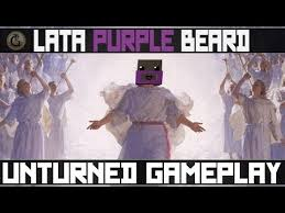 Challenge Trick2g Twitch Streamer Trick2g Meets A Purple Bearded In Unturned