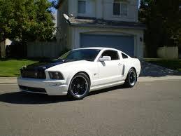 2005 Black Mustang Mustang Deep Dish Bullitt Black Wheel 18x10 05 14 Gt V6