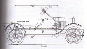 car plans image gallery model t car plans