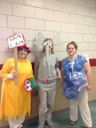 Dr Seuss Characters Halloween Costumes Dr Seuss Week Grade Teachers Welch