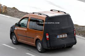 volkswagen van 2015 interior scoop first glimpse of 2015 vw caddy facelift u0027s interior