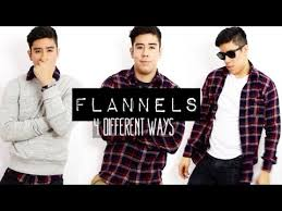 how to wear a flannel shirt 4 different ways men u0027s fashion