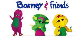 barney friends memories