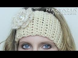 crochet hair band diy learn how to crochet easy headband wrap with flower hair