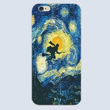 Harry Potter Designs New Starry Night Harry Potter Design Clean Cover Cases For Apple