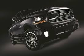 2018 ram 1500 and ram hd limited tungsten edition most luxurious