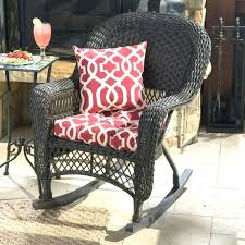 cushions for outdoor rocking chairs medium size of rocking chair