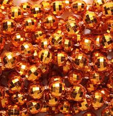 orange mardi gras oranges throw mardi gras plastic