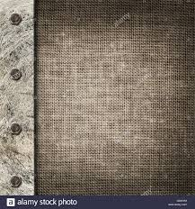 cloth photo album cloth album cover with an iron rootlet stock photo royalty free
