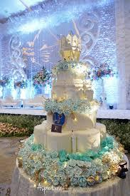 wedding cake tangerang lucky priskila by orange organizer bridestory