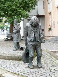 Kaspar Hauser Ansbach Statue Of Kaspar Hauser In Ansbach The Mystery Boy Who In 1828 Out