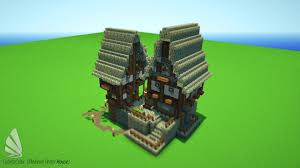 medieval water house minecraft project minecraft inspiration