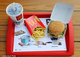 fast cuisine big mac how much exercise it really takes to burn a big mac daily