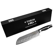 amazon com allezola professional chef u0027s knife 7 5 inch german