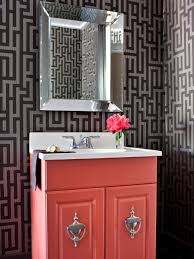 our favorite bright bold bathrooms hgtv