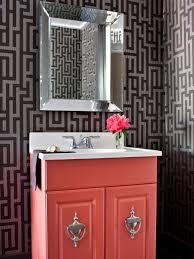 Bathroom Designs For Small Bathrooms Our Favorite Bright Bold Bathrooms Hgtv