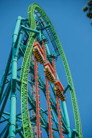 Kingda Kong Six Flags Zumanjaro Drop Of Doom Six Flags Great Adventure