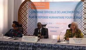 bureau de coordination des affaires humanitaires plan de réponse humanitaire pour le mali 2018 la quête de 263
