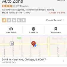 auto zone 27 reviews auto parts supplies 2449 w ave