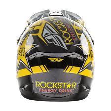 rockstar motocross helmet fly racing kinetic pro rockstar motocross helmet helmets