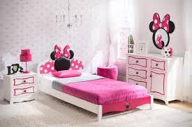 Pink Bedroom Sets Small With Pink Tv Delta Children Disney Minnie Mouse Panel 4 Piece Bedroom Set