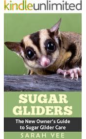 sugar gliders the complete sugar glider care guide sandy duncan