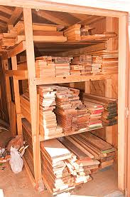 overhead wall lumber storage by cjones lumberjocks com