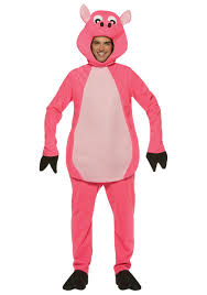 Pink Elephant Halloween Costumes Pig Costume