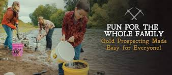 best gold panning kits prospecting for all gold rush nugget bucket