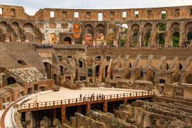 best way to see the colosseum rome gladiator s gate colosseum arena floor tour walks of italy