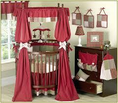 circle baby cribs home design ideas