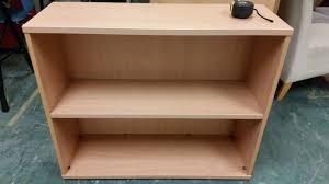 Second Hand Bookshelf Mdf Office Bookshelf Strong U0026heavy 100x85x36 Perfect Condition