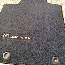 lexus rx 350 black floor mats used lexus floor mats u0026 carpets for sale page 6