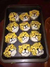 cheetah cupcakes birthday ideas pinterest cheetah cupcakes