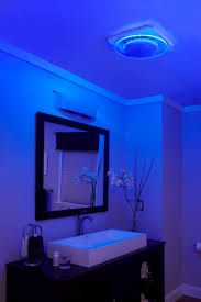 Bathroom Fan Led Light Best Media Room Nutone Throughout Bathroom Fan With Led Light