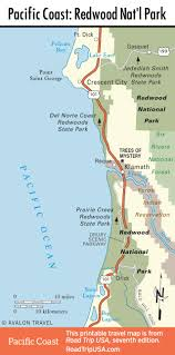 Map Of Sequim Wa Pacific Coast Highway Road Trip Usa