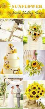 sunflower wedding ideas 101 country rustic sunflower wedding theme ideas bitecloth