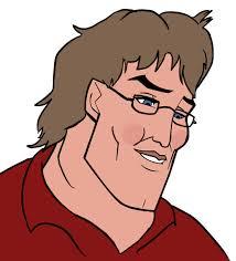 Handsome Face Meme - general web content rhizome
