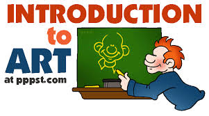introduction to powerpoint free powerpoint presentations about introduction to art for kids