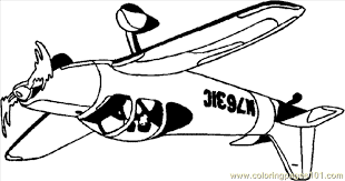 airplane coloring 02 coloring free air transport