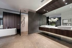 Bathroom Led Lights Spacious And Fancy Bathrom Led Lighting Ideas For Bright Effect