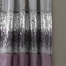 Purple Curtains Sky Window Curtain Purple Gray Lush Decor Www Lushdecor
