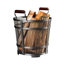 making a fireplace log holder home decorations insight image of popular design fireplace log holder