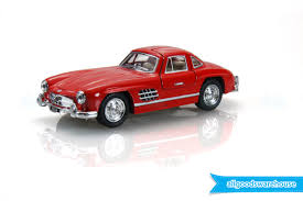 car mercedes red 1954 mercedes benz 300 sl coupe red 1 36 scale diecast model hobby