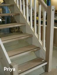 stairs wooden tread clear perspex riser google search house