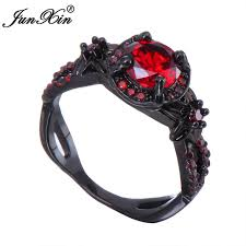 aliexpress buy junxin new arrival black junxin charming fashion design men women ring black gold