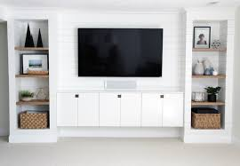 Media Room Built In Cabinets - 10 ideas for media wall built insbecki owens