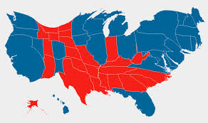 Presidential Election Map 2012 by Us Election 2016 Battle Of The Maps U2013 Ben Flanagan U2013 Medium
