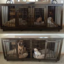 furniture dog cage table decorative dog crates dog crate