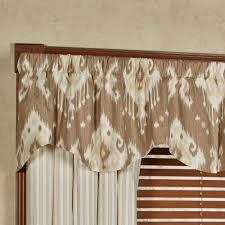 alameda southwest shaped valance window treatment
